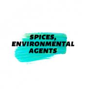 香料、環境用藥與特用化學原料